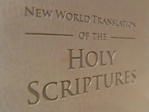 New World Translation of the Holy Scriptures Bible Translation Jehovahs Witnesses