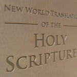 Bible New World Translation of the Holy Scriptures from Jehovah's Witnesses